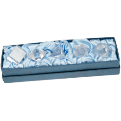 Solides de Platon - Cristal de Roche