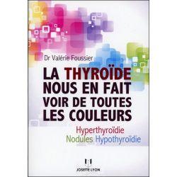 La thyroïde nous en fait voir de toutes les couleurs