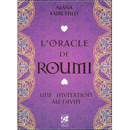 L'Oracle de Roumi - Une invitation au divin - Coffret