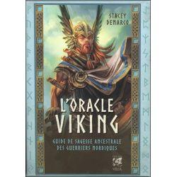 L'Oracle Viking - Guide de sagesse ancestrale des guerriers nordiques - Coffret